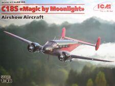 "1/48 Beech C18S ""Magic by Moonlight"" By ICM Models"