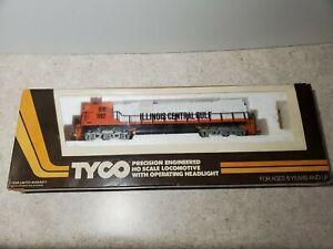 Tyco HO Scale Alco Super C-630 diesel Locomotive. ICG #1102, runs good!