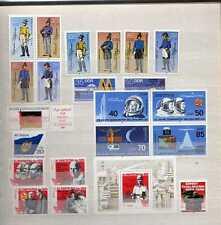 DDR 1. Jahresdrittel 1986 kpl postfrisch