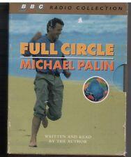 BBC RADIO COLLCTION: FULL CIRCLE  MICHAEL PALIN, AUDIO TAPES