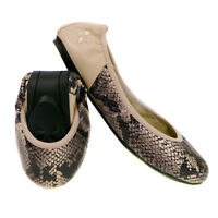 Butterfly Twists Vivienne Stone Fold Up Ballerina Shoes - Various Sizes