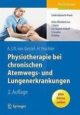 Physiotherapie bei chronischen Atemwegs- und Lungenerkrankungen - 9783662436776