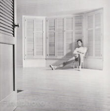 1947/81 Vintage MALE NUDE Man Duotone Photo Fine Art 16x20 By GEORGE PLATT LYNES