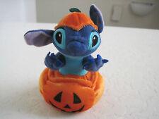 "5"" Disney STITCH PUMPKIN SCOOT Plush Stuffed Animal"