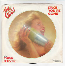 """THE CARS Vinyle 45 tours SP 7"""" SINCE YOU'RE GONE - ELEKTRA 47433  STEREO  RARE"""