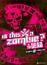 Is This A Zombie of the Dead Season 2 Complete Series Anime DVD Show Funimation