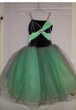 Algy Ballet Dress Performance Adult Small Mint