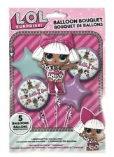 L.O.L. Surprise! Birthday Party Supplies Decorations Foil Balloons Bouquet Lol