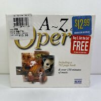 A - Z of Opera (includes 762 page booklet) A-Z of Opera NAXOS 2 CDs 150 Minutes