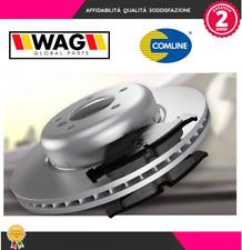 KIT20C Kit pastiglie freno+ 2 disco freno Mercedes (MARCA-COMLINE+WAG)