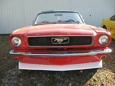 1965-1966 Mustang Fiberglass Front Chin Spoiler - Made In The USA!
