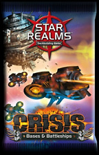 Star Realms: Crisis - Bases & Battleships Booster Pack [New & Sealed]