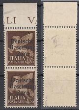 Zara, N. 24 II + III in coppia, posta freschi, esaminati Ludin BPP