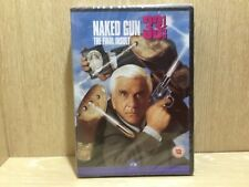 Naked Gun 33 1/3 The Final Insult New and Sealed Comedy Leslie Nielsen