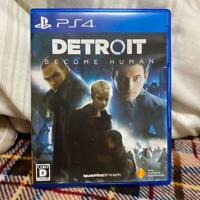 PS4 Detroit: Become Human 4948872015530 Japanese ver from Japan