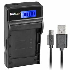 Kastar LCD-3 USB Charger for Sony NP-BX1 X-SERIES NPBX1/M8