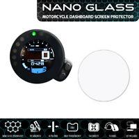 Yamaha XSR700 / XSR900 (2015+) NANO GLASS Dashboard Screen Protector