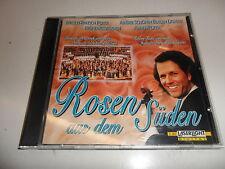 CD  Andre Rieu - Rosen aus dem Süden (& Joseph Francek, Norbert Neukamp)