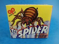 Vintage 1980's Toy WIND UP SPIDER Unopened 879B Hong Kong Windup Crawling Action