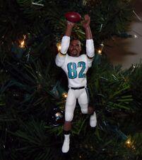 jimmy SMITH jacksonville JAGUARS football NFL xmas ornament HOLIDAY vtg JERSEY