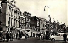 Gouda Niederlande Nederland AK ~1950/60 Markt Lunchroom Hotel de Zalm Menschen