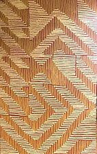 Original Large Painting by Elizabeth Marks Nakamarra Australian Aboriginal Art