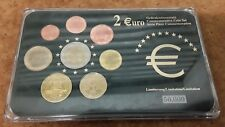 Austria/COMMEMORATIVA TRATTATO DI ROMA 2 EURO - 8 MEDAGLIA SET-GRATIS UK P & P