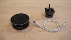 Amazon Echo Dot 2nd Generation Smart Assistant With Alexa