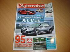 L'automobile N°758 Nissan GT-R.Ferrari 599 HGTE.GLK 220 CDi.Aston V12 Vantage
