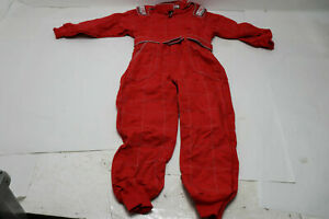 G-FORCE Karting SUIT 645 RED KART Child's Race Racing Gear Jacket / Pants  NEW