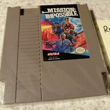 Mission: Impossible (Nintendo Entertainment System, 1990) NES