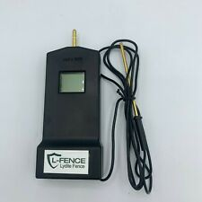 Lydite Electric Fence Tester for Solar Fence, with padded case
