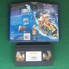 VHS Walt DISNEY - ATLANTIS 2 IL RITORNO DI MILO (ITA 1° Ed 2003) VS 4987