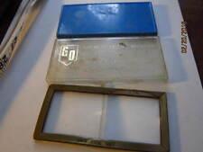 Glendale Optical Co,inc woodbury,NY supersite welding magnifier,w/case vintage