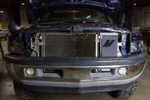 Mishimoto Transmission Cooler Kit for 1994-2002 Dodge Ram 2500/3500 5.9L Diesel