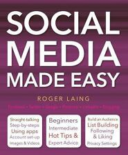 NEW Social Media Made Easy (Computing Made Easy) 9780857756251 by Laing, Roger