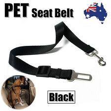 Adjustable Pet Dog Safety Car Vehicle Seat Belt Harness Lead Pet Seatbelt Nylon