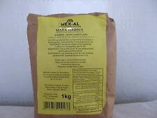 Maisgries - Masa Harina, gelb, für Tortillas und Tamales, GVO, 1 kg