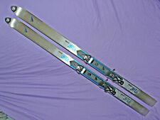 Volant CHUBB Powder Fat Skis STEEL! 190cm w/ Salomon Z12 Light Bindings EX!! ❆