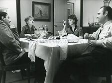 ISABELLE HUPPERT MIOU-MIOU GUY MARCHAND BACRI COUP DE FOUDRE 1983 PHOTO ORIGINAL