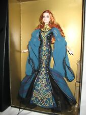 2017 THE GLOBAL GLAMOUR SORCHA BARBIE DOLL NRFB WITH SHIPPER - GOLD LABEL DYX75