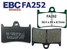 EBC plaquette de frein fa252 avant yamaha tdm 900 AT/AV/AW/AX/ay (ABS) 05-09