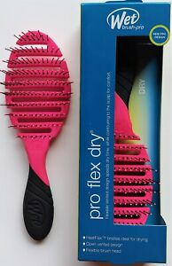 FLEX PADDLE OMBRE MILLENNIAL HAIR BRUSH  (1 pc) SAME DAY SHIPPING FREE SHIPPING