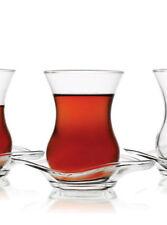 LAV Diva Gläserset **12-tlg.** Cay Bardagi Türkische Teeset Teeglas Teegläser