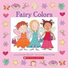 Fairy Colors (Board Book)