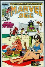 Marvel Comics MARVEL AGE #53 VFN/NM 9.0