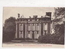 Flers Ecole de l'Immaculee Conception Villa Des Cedres Postcard France 522a