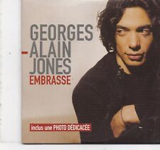 George Alain Jones-Embrasse cd single