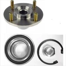 Front Wheel Hub & Bearing Kits For 1992-1996 Honda Prelude Each