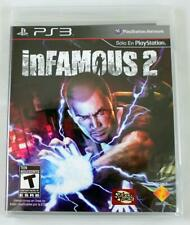 Infamous 2 - Playstation 3 - Spanish Packaging - PS3 NEW!